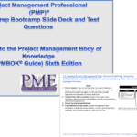 PMP Slide Deck and Test Questions 2 Cover