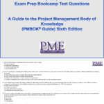 PMP Test Questions Cover 2